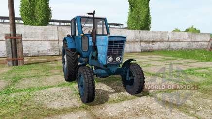 MTZ 50 v1.1 for Farming Simulator 2017