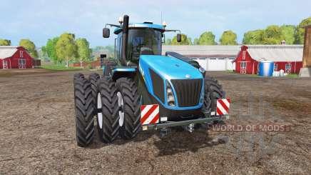 New Holland T9.565 triple wheels for Farming Simulator 2015