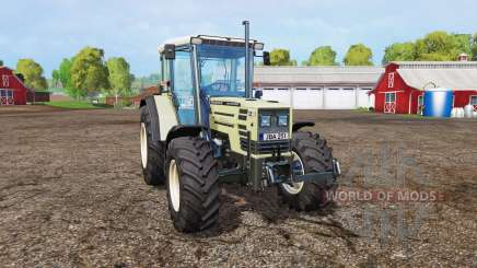 Hurlimann H488 Turbo front loader v1.2 for Farming Simulator 2015