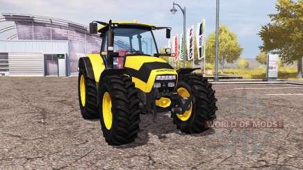 Deutz-Fahr Agrotron K 420 yellow for Farming Simulator 2013
