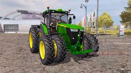 John Deere 7290R for Farming Simulator 2013