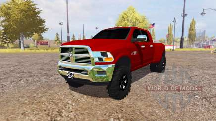 Dodge Ram 3500 Heavy Duty 2011 for Farming Simulator 2013