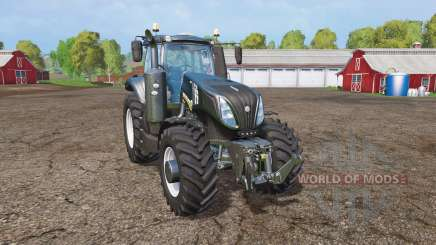 New Holland T8.320 black edition for Farming Simulator 2015