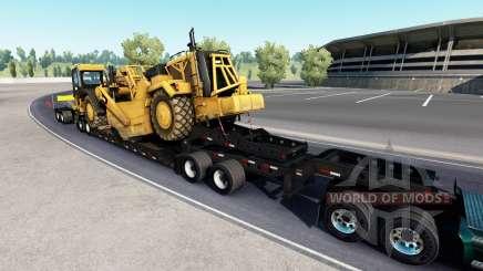 Fontaine Magnitude 55L Caterpillar v1.1 for American Truck Simulator