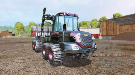 PONSSE Buffalo dyeable HDR v1.1 for Farming Simulator 2015
