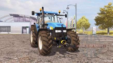 New Holland TM 175 v3.0 for Farming Simulator 2013