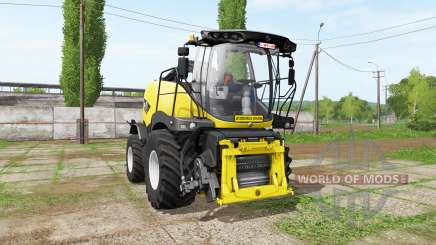 New Holland FR850 manual pipe for Farming Simulator 2017