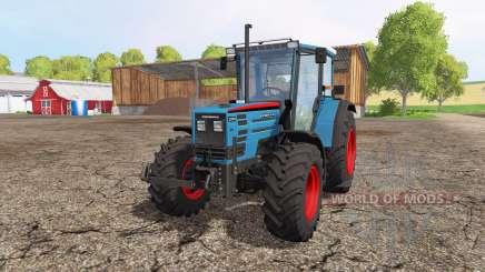 Eicher 2090 Turbo front loader v1.1 for Farming Simulator 2015