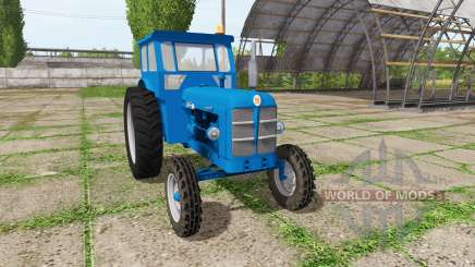 Ebro Super 55 for Farming Simulator 2017