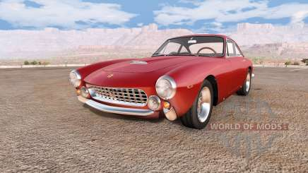 Ferrari 250 GT Berlinetta Lusso for BeamNG Drive