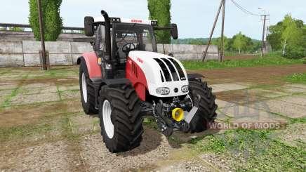 Steyr 6175 CVT v2.0 for Farming Simulator 2017