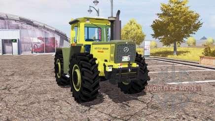 Mercedes-Benz Trac 1800 Intercooler v3.0 for Farming Simulator 2013