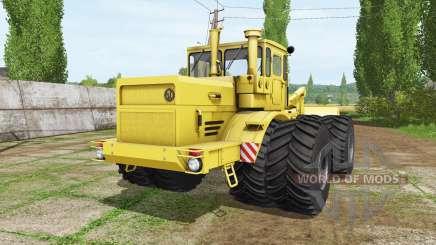 Kirovets K 701 v2.1 for Farming Simulator 2017