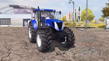 New Holland T7070 for Farming Simulator 2013