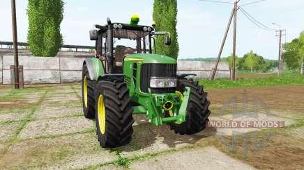 John Deere 6830 Premium for Farming Simulator 2017