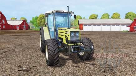 Hurlimann H488 front loader for Farming Simulator 2015