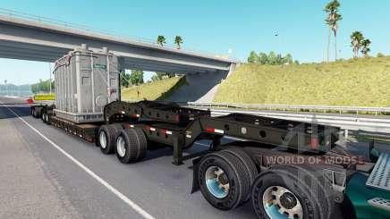 Fontaine Magnitude 55L Siemens v1.1 for American Truck Simulator
