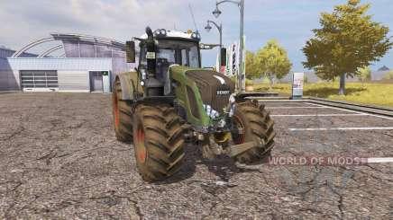 Fendt 927 Vario v2.0 for Farming Simulator 2013
