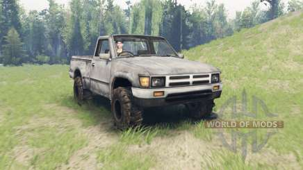 Toyota Hilux Single Cab for Spin Tires