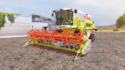 CLAAS Dominator 204 Mega v2.0 for Farming Simulator 2013