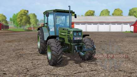 Hurlimann H488 Turbo Prestige multicolor for Farming Simulator 2015
