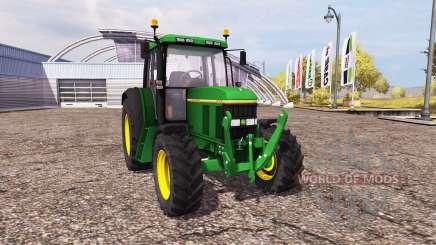 John Deere 6100 for Farming Simulator 2013