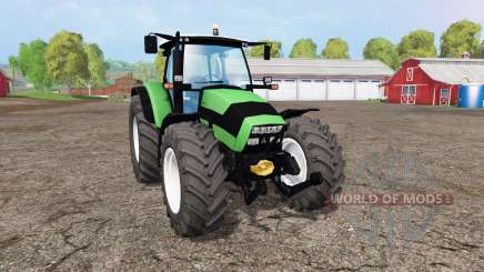 Deutz-Fahr Agrotron K 420 v1.1 for Farming Simulator 2015