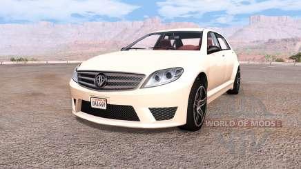 GTA V Benefactor Schafter LWB for BeamNG Drive
