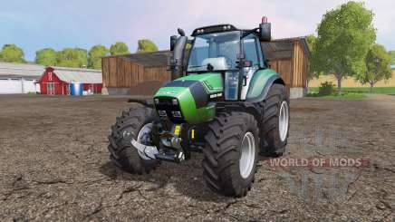 Deutz-Fahr Agrotron 430 TTV for Farming Simulator 2015