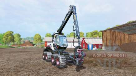 PONSSE Scorpion dyeable HDR v1.1 for Farming Simulator 2015