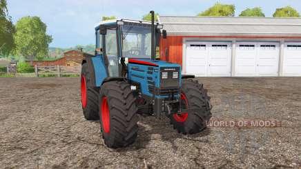 Eicher 2090 Turbo front loader for Farming Simulator 2015