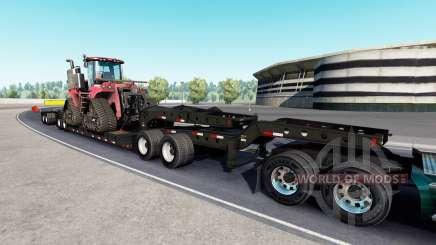Fontaine Magnitude 55L Case IH v1.1 for American Truck Simulator