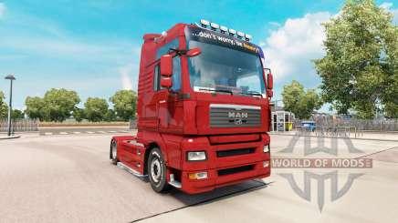 MAN TGA v1.3 for Euro Truck Simulator 2