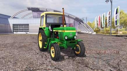 John Deere 1030 for Farming Simulator 2013