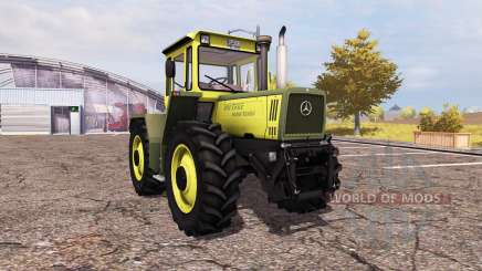 Mercedes-Benz Trac 1600 Turbo v3.0 for Farming Simulator 2013