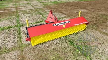 Rabaud SUPERNET 2200A for Farming Simulator 2017