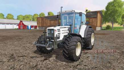 Hurlimann H488 Turbo white for Farming Simulator 2015