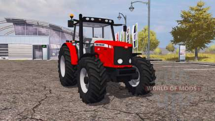Massey Ferguson 6480 v2.2 for Farming Simulator 2013
