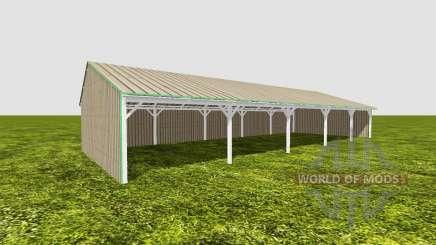 Hangar for Farming Simulator 2015