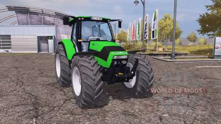 Deutz-Fahr Agrotron K 120 v2.0 for Farming Simulator 2013