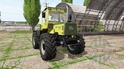 Mercedes-Benz Trac 800 v2.2 for Farming Simulator 2017