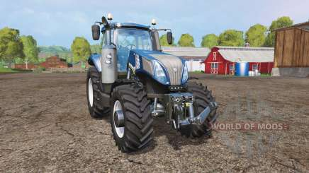 New Holland T8.435 for Farming Simulator 2015