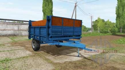 Manure spreader for Farming Simulator 2017