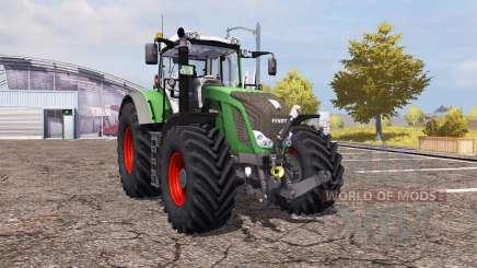 Fendt 828 Vario v3.0 for Farming Simulator 2013