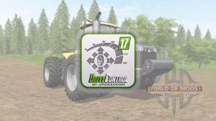 Drive control v4.02 for Farming Simulator 2017