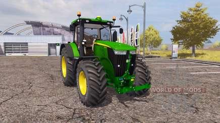 John Deere 7310R v2.0 for Farming Simulator 2013