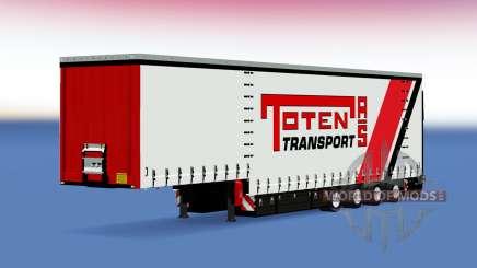 Krone Jumbo v8.3 for Euro Truck Simulator 2