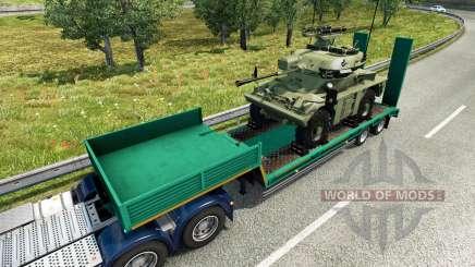 Military cargo pack v2.0 for Euro Truck Simulator 2