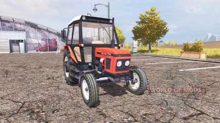 Zetor 7711 for Farming Simulator 2013