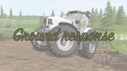 Ground response for Farming Simulator 2017
